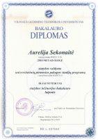 Bakalauro diplomas